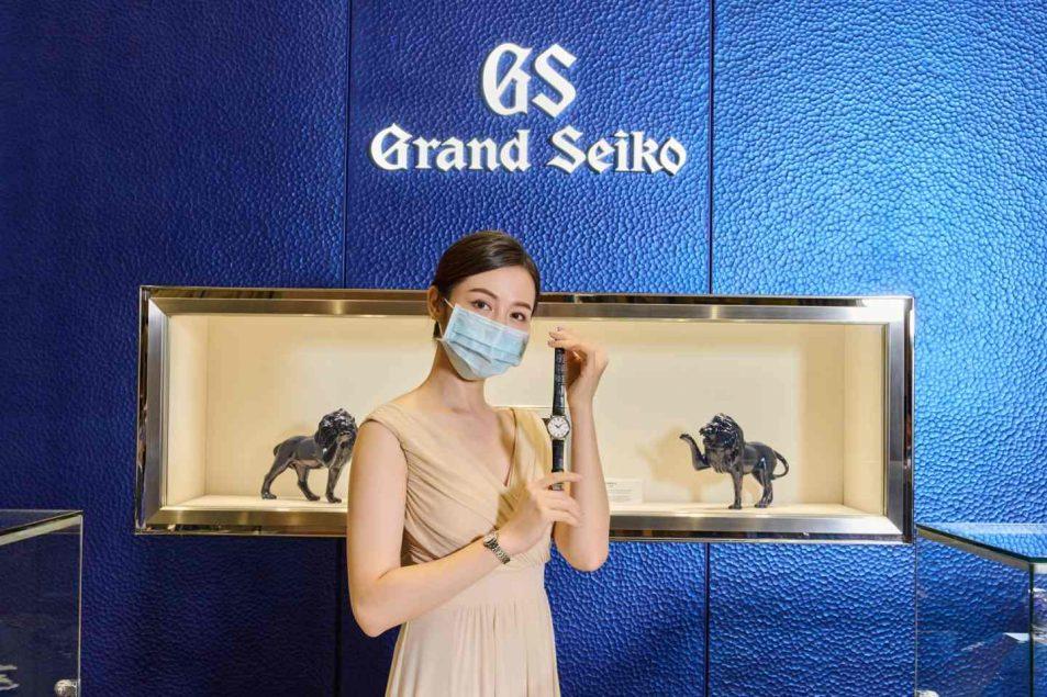 Seiko創立140周年暨Grand Seiko 101旗艦店開幕周年,舉辦140周年紀念限定腕錶鑑賞會