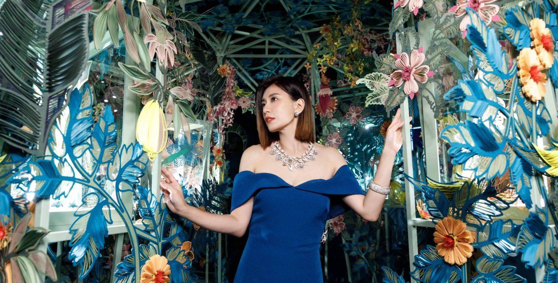 Tiffany珠寶展 百件臻品20億迎貴客