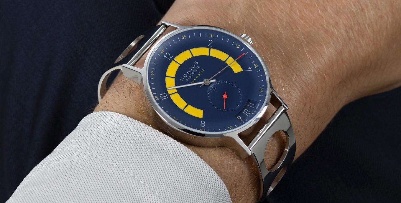 【2021線上錶展】一刀未剪的公路旅行真趣味:NOMOS Autobahn Director's Cut限量版腕錶