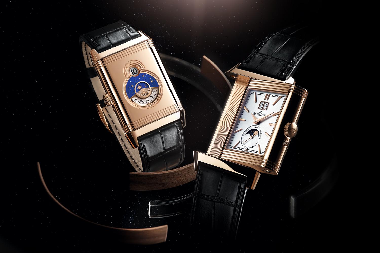 經典翻轉、多變姿態:Jaeger-LeCoultre Reverso系列腕錶