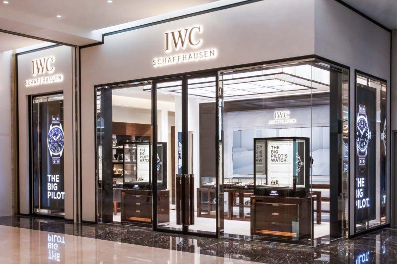 南台灣唯一!IWC高雄義享專賣店