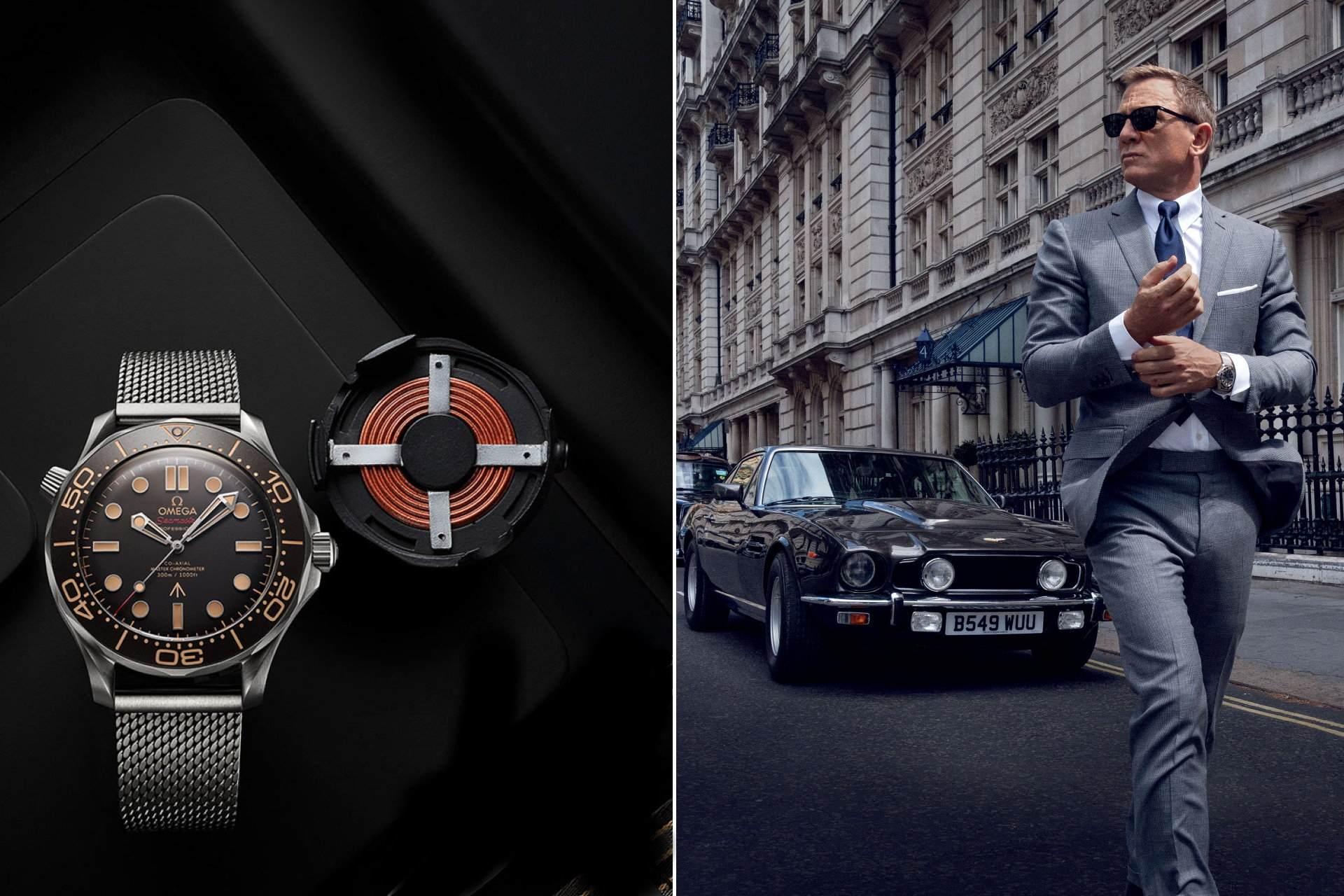 看過《 007:生死交戰》,你知道龐德的Seamaster海馬潛水錶藏著什麼祕密嗎?