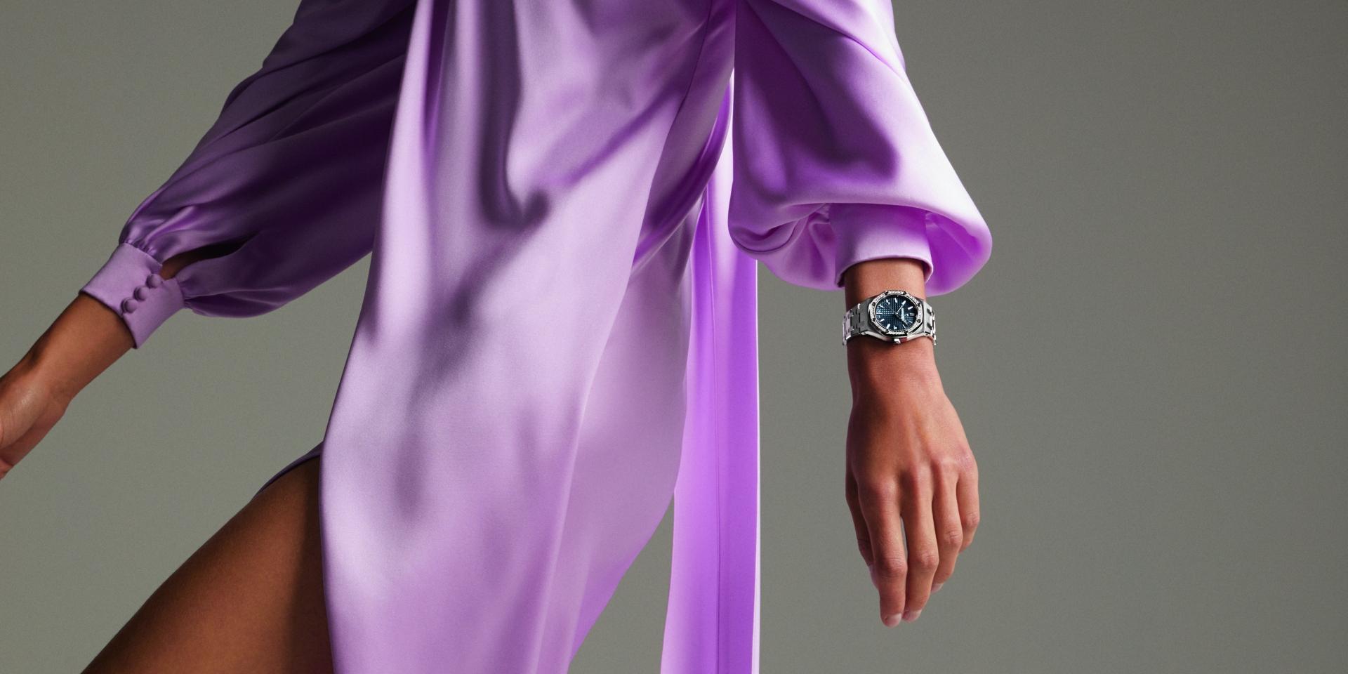 【2020線上錶展】極致工藝與時尚美學的全新結合:愛彼皇家橡樹系列新款上場